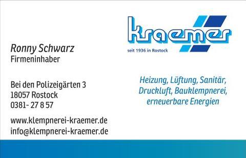 Visitenkarte Ronny Schwarz